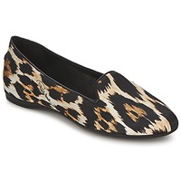 Shoes Women Flat shoes Roberto Cavalli XPS280-FLA41 Leopard