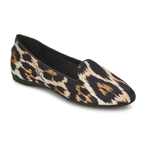 Shoes Women Flat shoes Roberto Cavalli XPS280-FLA41 Leopard