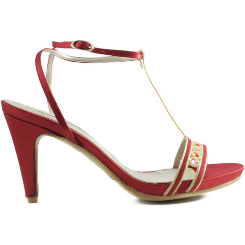 Shoes Women Sandals Angel Alarcon ANG ALARCON OPORTO RED