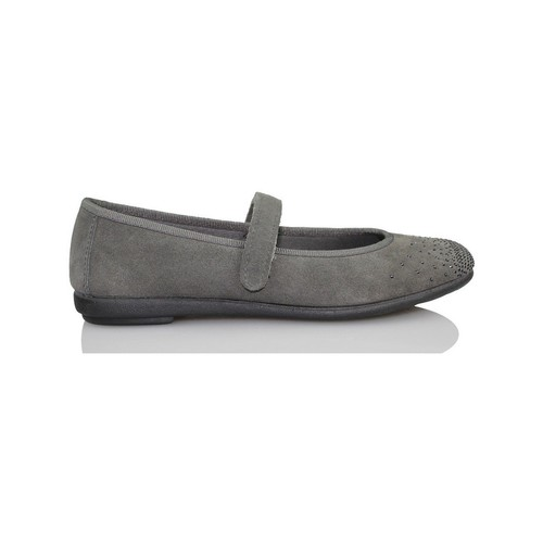 Shoes Girl Flat shoes Vulladi SERRAJE CAN GREY