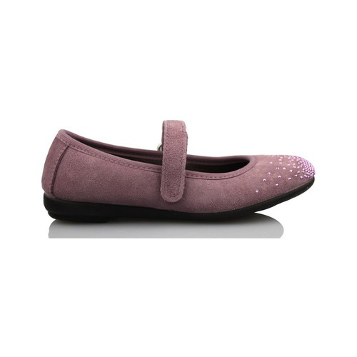 Shoes Children Flat shoes Vulladi SERRAJE CAN PINK