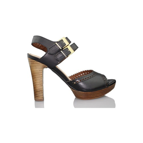 Shoes Women Sandals Martinelli ISIS BLACK