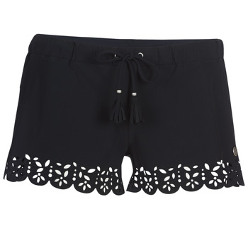 Clothing Women Shorts / Bermudas Banana Moon HUAWEI Black
