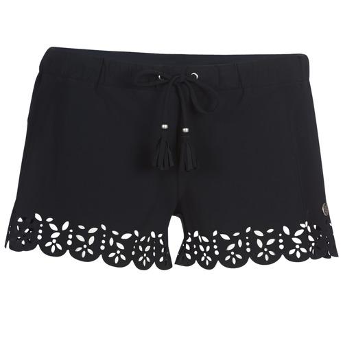 Clothing Women Shorts / Bermudas Banana Moon HUAWEI Black