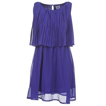 Clothing Women Short Dresses Compania Fantastica CARYA Blue