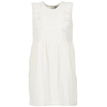 Clothing Women Short Dresses Compania Fantastica HETRE ECRU