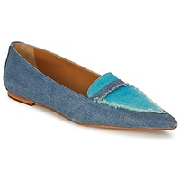 Shoes Women Flat shoes Castaner KATY Blue / JEAN