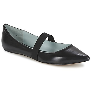 Shoes Women Flat shoes Marc Jacobs HALSEY Black