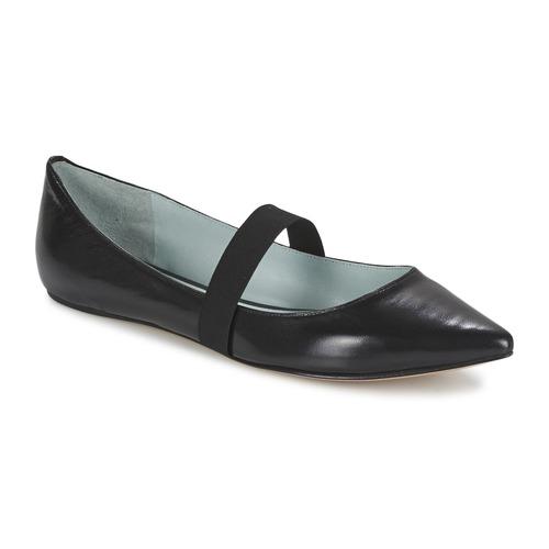 Shoes Women Flat shoes Marc Jacobs HALSEY Black