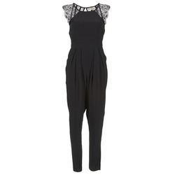 Clothing Women Jumpsuits / Dungarees Stella Forest ONDONI Black