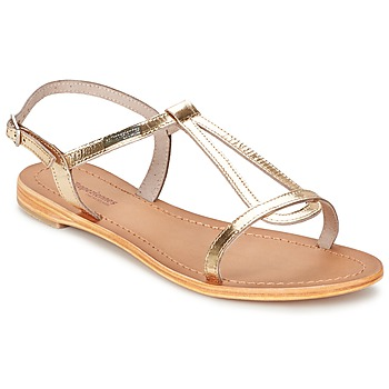 Shoes Women Sandals Les Tropéziennes par M Belarbi HAMESS Gold