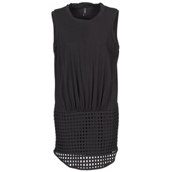 Clothing Women Short Dresses Yas CUBE Noir