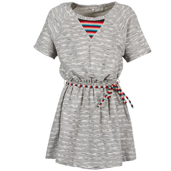 Clothing Women Short Dresses Manoush ETNIC Grey