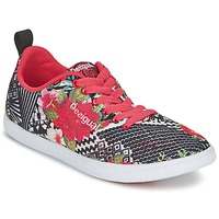 Shoes Women Low top trainers Desigual FUN-EVA DARK / Granite