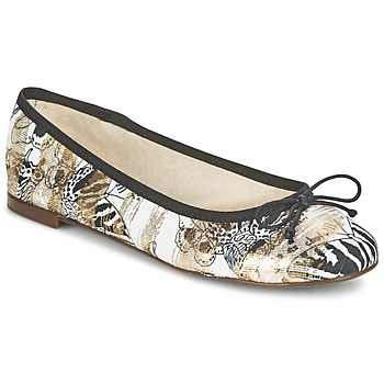 Shoes Women Flat shoes Desigual MISSIA Brown
