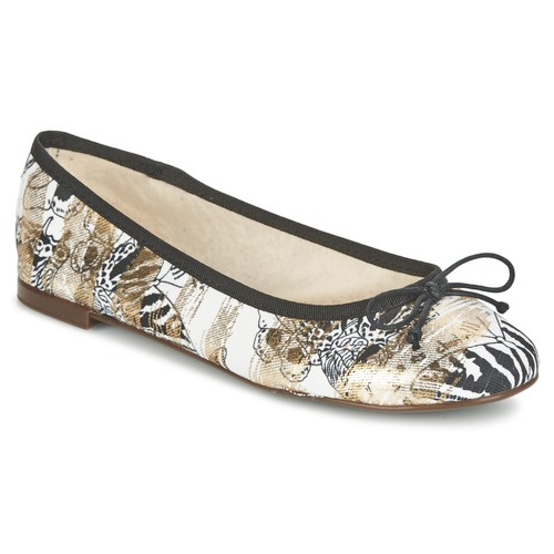 Shoes Women Flat shoes Desigual MISSIA Brown