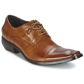 Shoes Men Derby Shoes Kdopa ARNOLD Brown