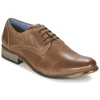 Shoes Men Derby Shoes Lotus HANBURY Brown