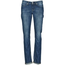 Clothing Women slim jeans Gant 410456 Marine