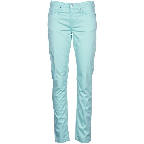 Clothing Women 5-pocket trousers Gant 410478 Grey