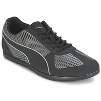 Shoes Women Low top trainers Puma MODERN SOLEIL Black