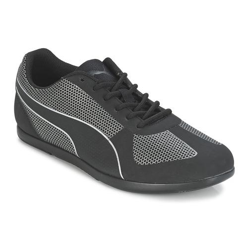 Shoes Women Low top trainers Puma MODERN SOLEIL Black