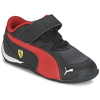 Puma  Drift Cat 5 L SF V Kids  boyss Childrens Shoes (Trainers) in black
