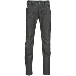 Clothing Men slim jeans Diesel SLEENKER Grey / 0845k
