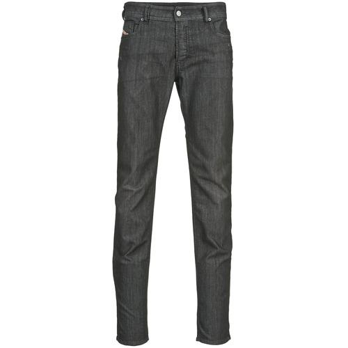 Clothing Men Slim jeans Diesel SLEENKER Grey / 0845k