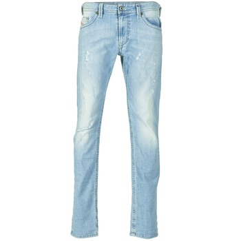 Clothing Men slim jeans Diesel THAVAR Blue