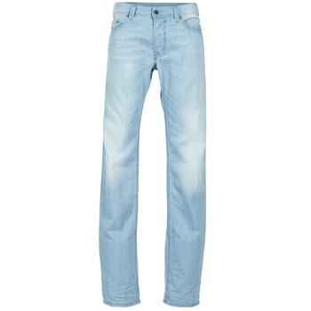 Clothing Men straight jeans Diesel SAFADO Blue