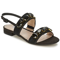 Shoes Women Sandals Clarks STUDIO PUNCH Black