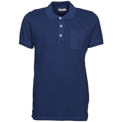 Clothing Men Short-sleeved polo shirts Kulte DALLE Blue