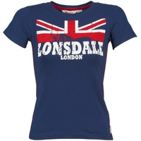 short-sleeved t-shirts Lonsdale ERYKAH