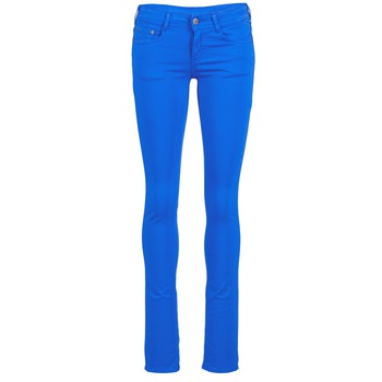Clothing Women 5-pocket trousers Cimarron CASSIS Blue