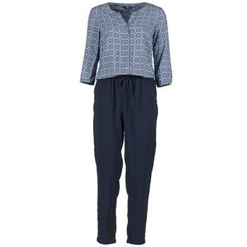 Clothing Women Jumpsuits / Dungarees Tom Tailor UVIALA Blue