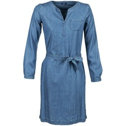 Clothing Women Short Dresses Tom Tailor JANTRUDE Blue / Medium