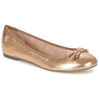 Shoes Women Flat shoes Menbur ZINNA Pink / Gold