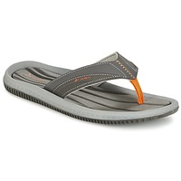 Shoes Men Flip flops Rider DUNAS XI Grey / Orange