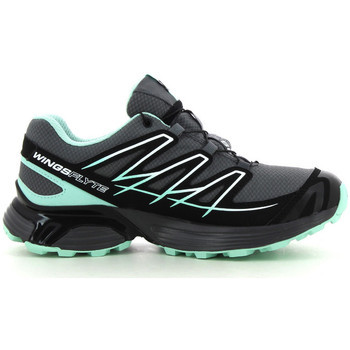 Shoes Women Running shoes Salomon Wings Flyte GTX Femme Gris