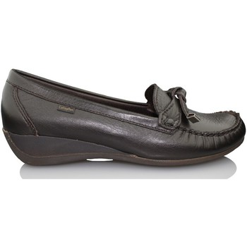 Shoes Women Loafers CallagHan AVE ABU W BROWN