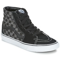 Shoes Hi top trainers Vans SK8-HI Grey / Brown