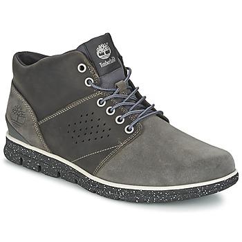Shoes Men Mid boots Timberland BRADSTREET HALF CAB Grey