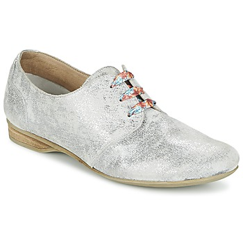 Shoes Women Derby Shoes Dorking CANDY Grey
