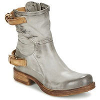Shoes Women Mid boots Airstep / A.S.98 SAINT Grey / Clear