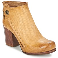 Shoes Women Ankle boots Airstep / A.S.98 SOURCE Camel / Clear