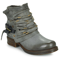 Shoes Women High boots Airstep / A.S.98 SAINT Black / Smoke