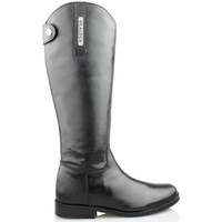 Shoes Women High boots Oca Loca OCA LOCA CABALLERIZA BLACK