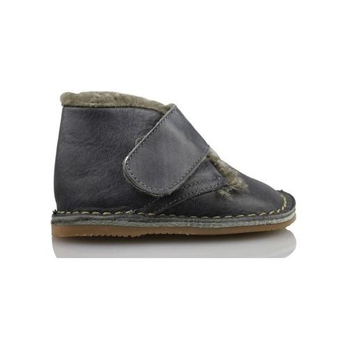 Shoes Children Baby slippers Oca Loca OCA LOCA SAFARI GREY