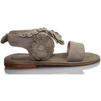 Shoes Children Sandals Oca Loca OCA LOCA baby sandal VALENCIA TAUPE